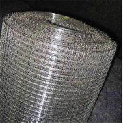 stainless steel welded mesh rolls