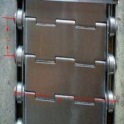 chain link plate conveyor belt