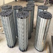 perforated conveyor belt
